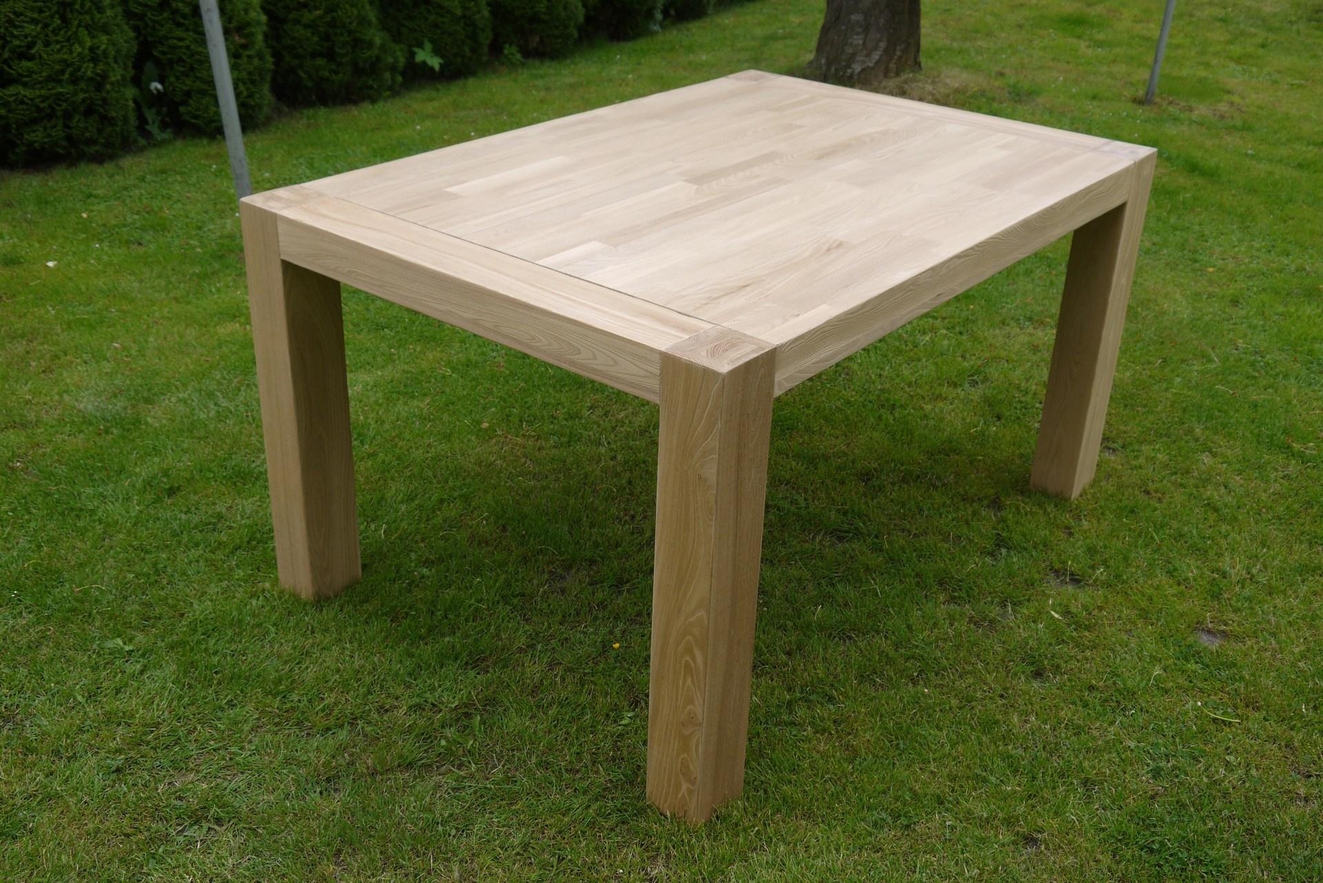 Jilmový masivní stůl Tivoli