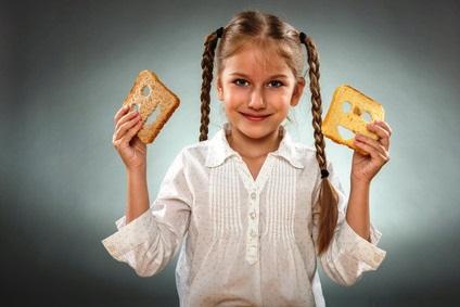Zásady výživy dětí