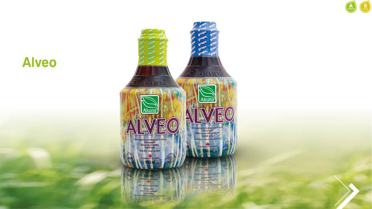 Alveo - elixír zdraví a života
