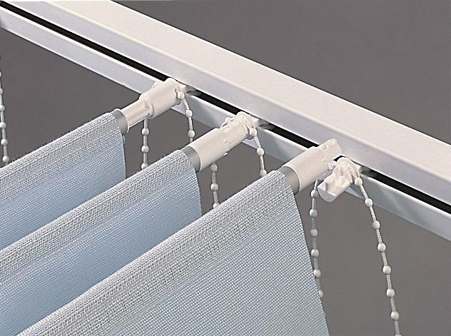 Snadné čištění átkové horizontální i vertikální žaluzie