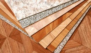 PVC, vinylové podlahy a linolea