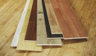 Dřevěné a laminované podlahy