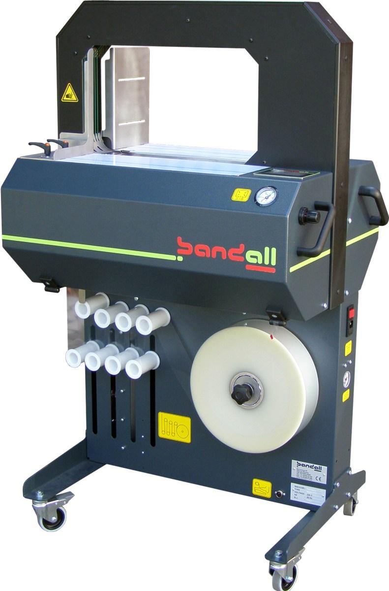 Páskovací stroj BandAll