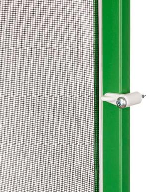 Okenní sítě proti hmyzu typ E