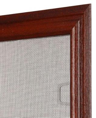 Okenní sítě proti hmyzu typ C