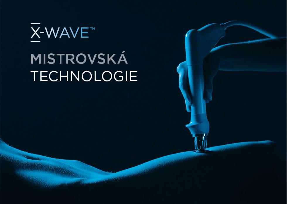 Terapie rázovou vlnou x-wave