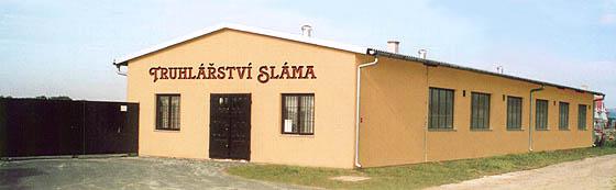 Budova Truhlářství Sláma