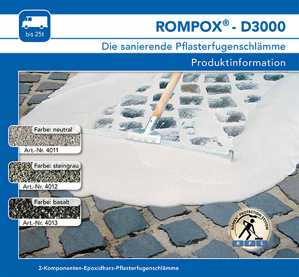 rompox d 3000