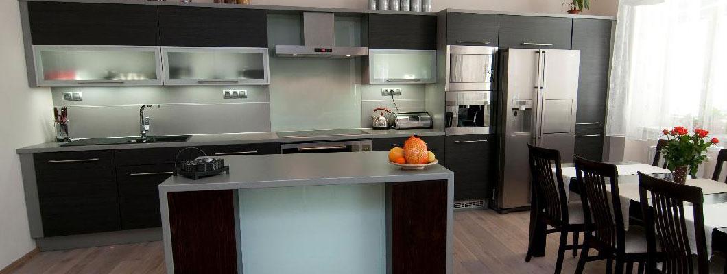Kuchyně promyělená do posledního detailu