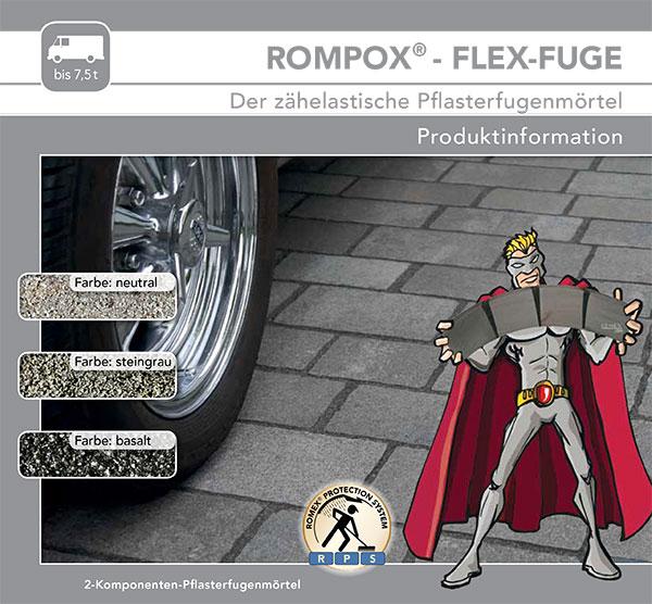 rompox flex fuge