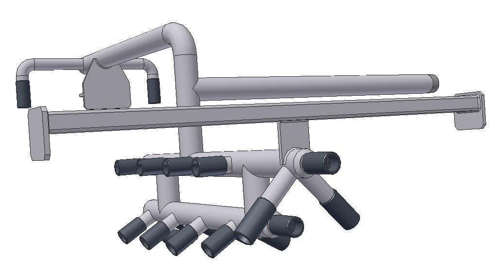 Hořák ohřívací injektorový HOI-SH 4-400