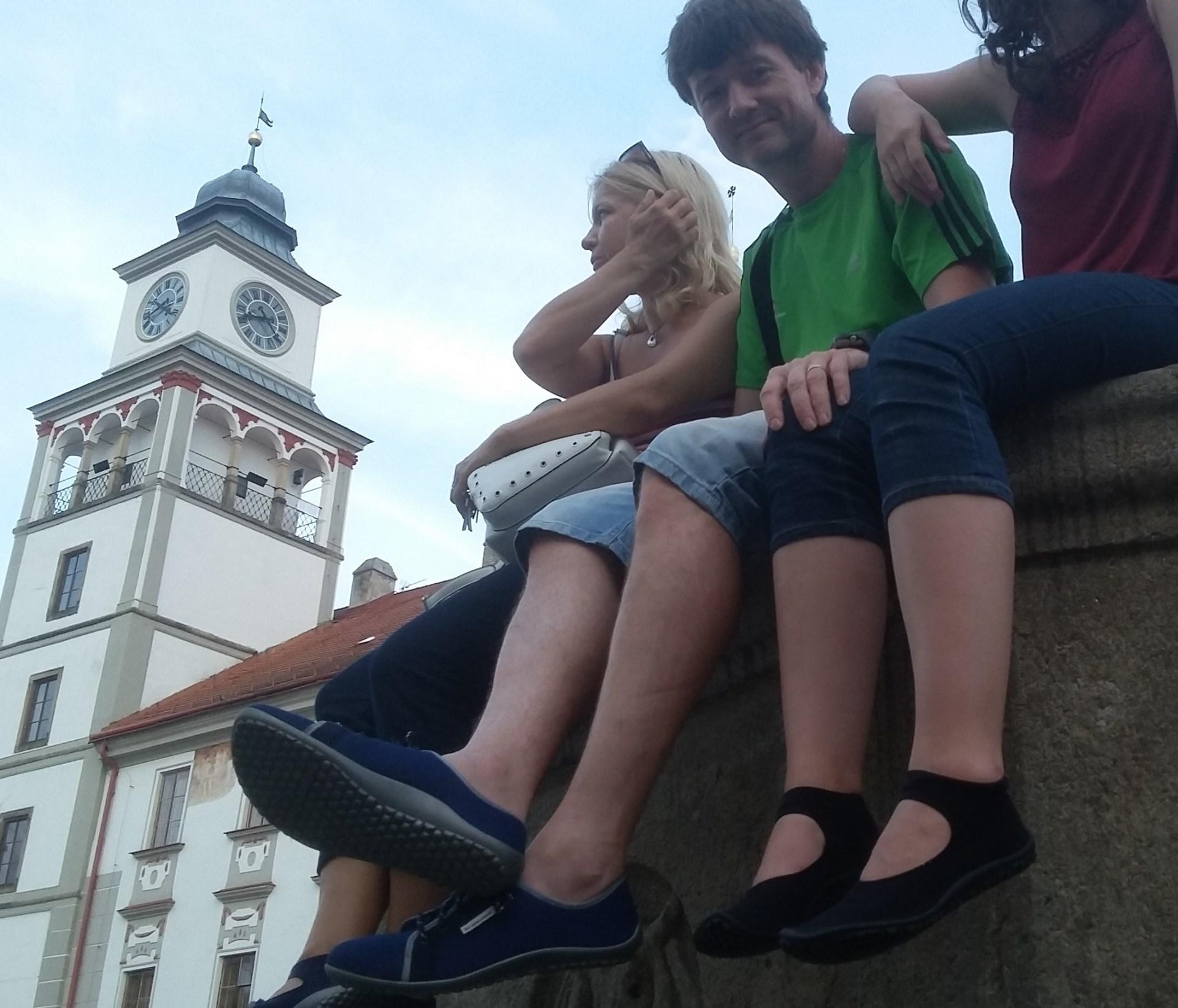 Bosoboty v Třeboni