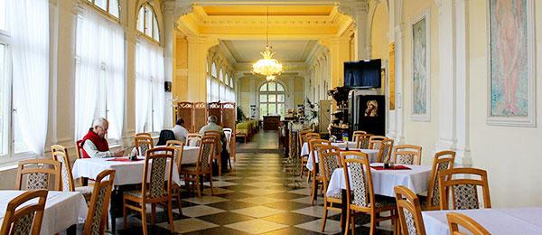 Restaurant Letní Lázně
