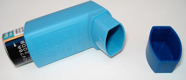 Ich leide an Asthma, Allergien, Atembeschwerden