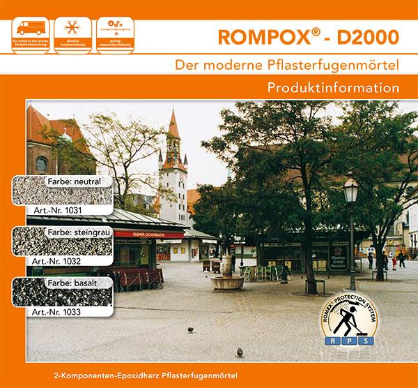 rompox d 2000