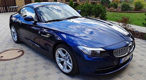 BMW Z4 sDrive 35i
