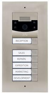 Dveřní IP komunikátor