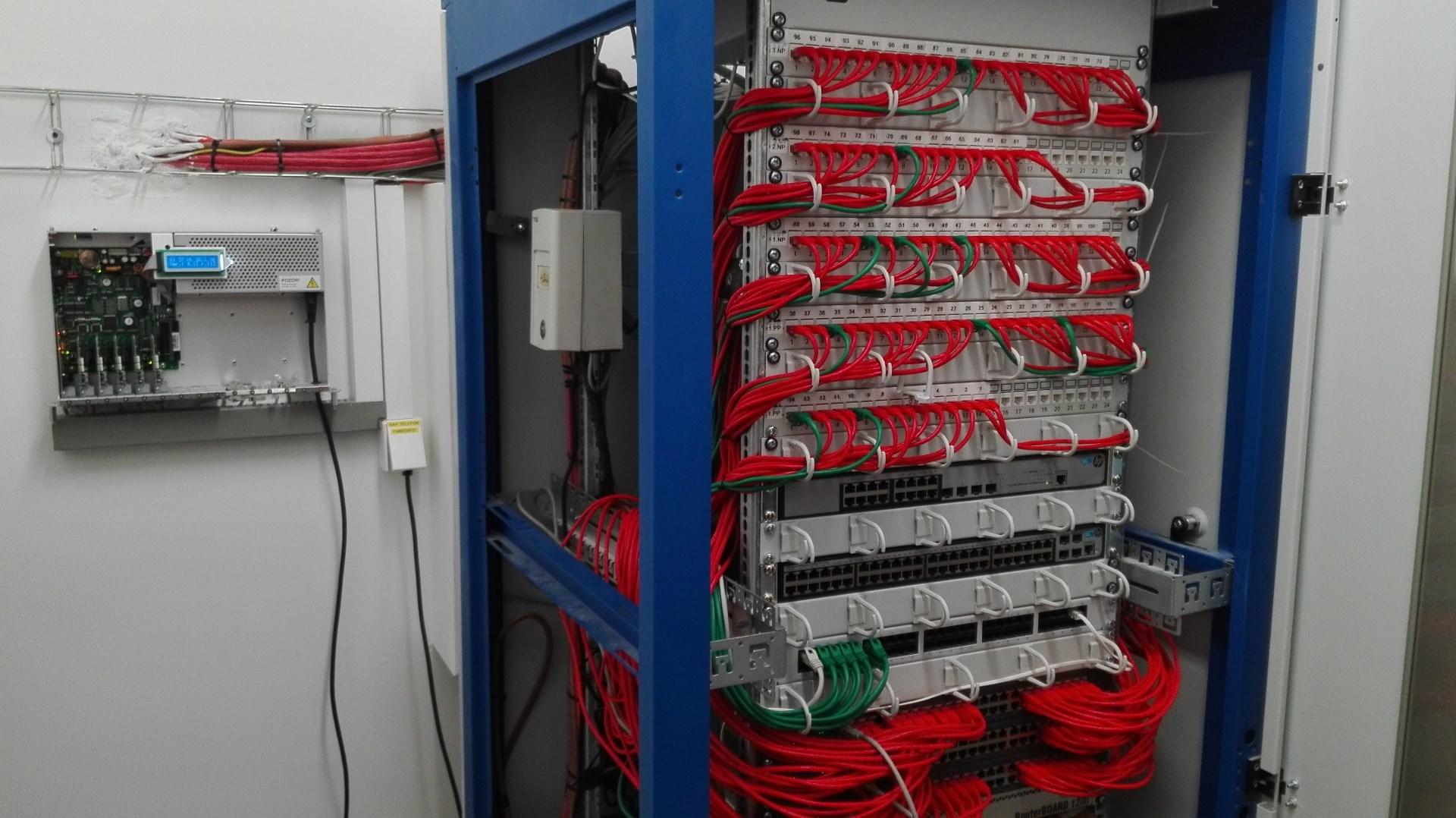 Slaboproudé elektroinstalace
