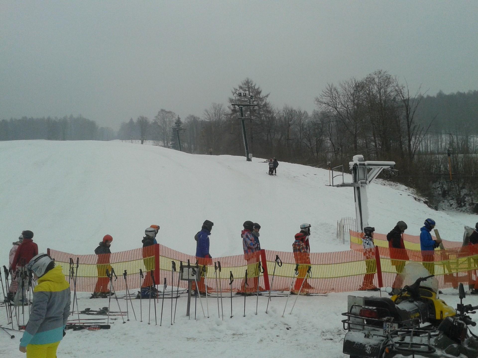 Skiareál Jeseník