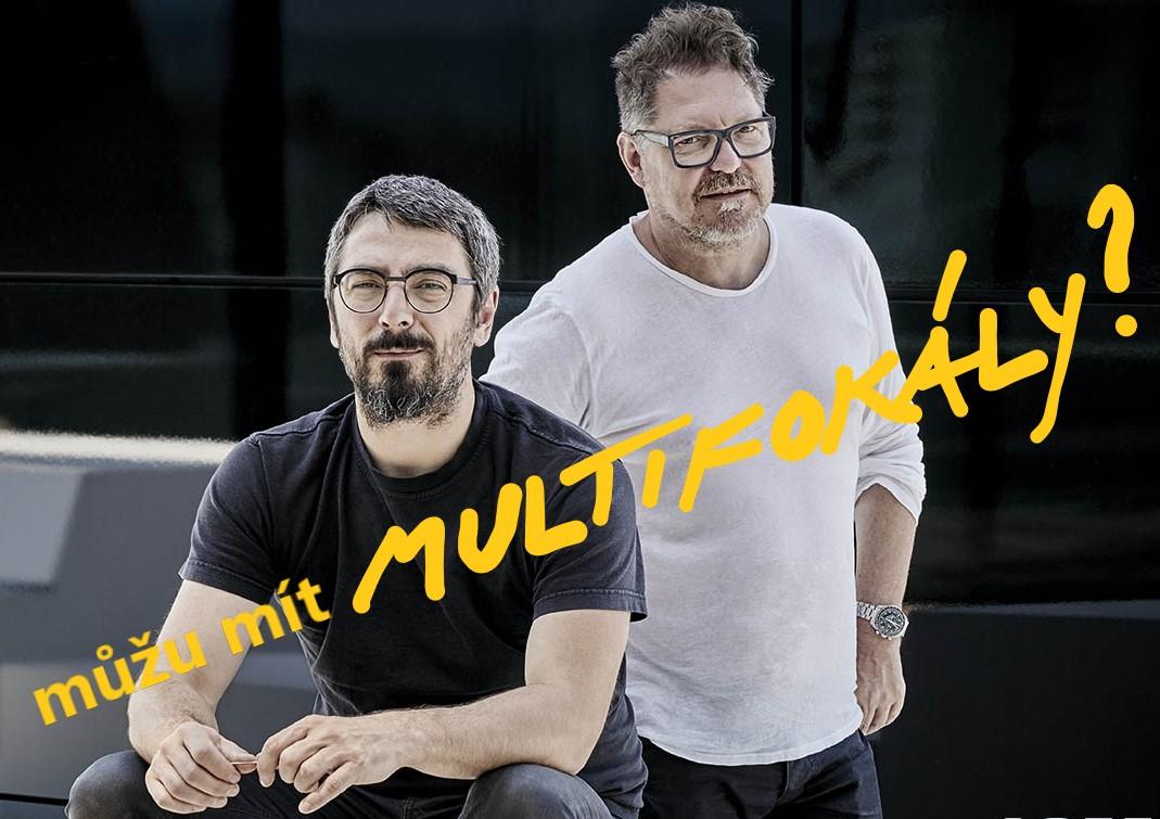 multifokální brýle Hradec Králové