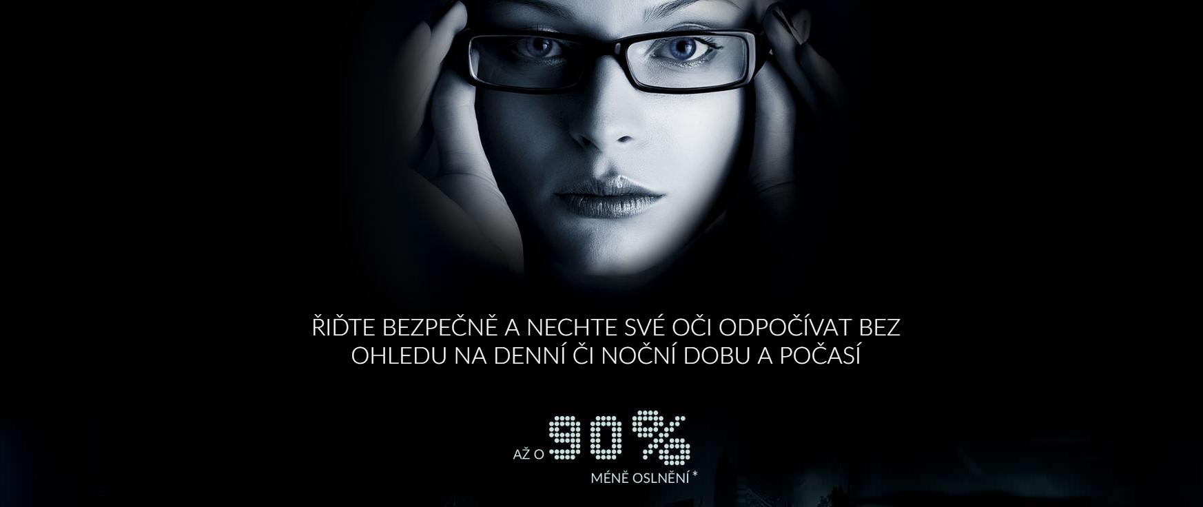 Brýle pro řidiče Hradec Králové
