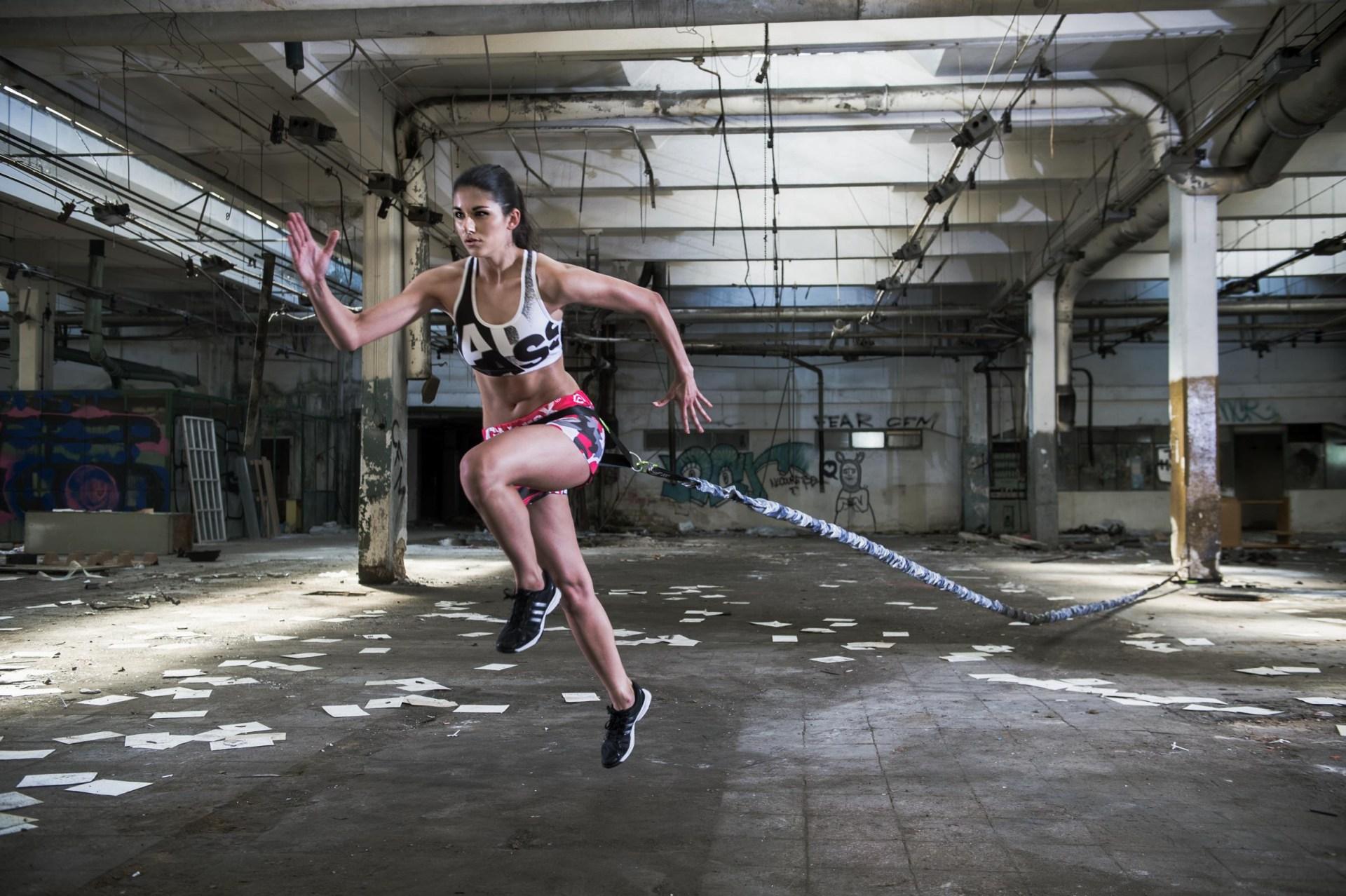 Fitness trenérka