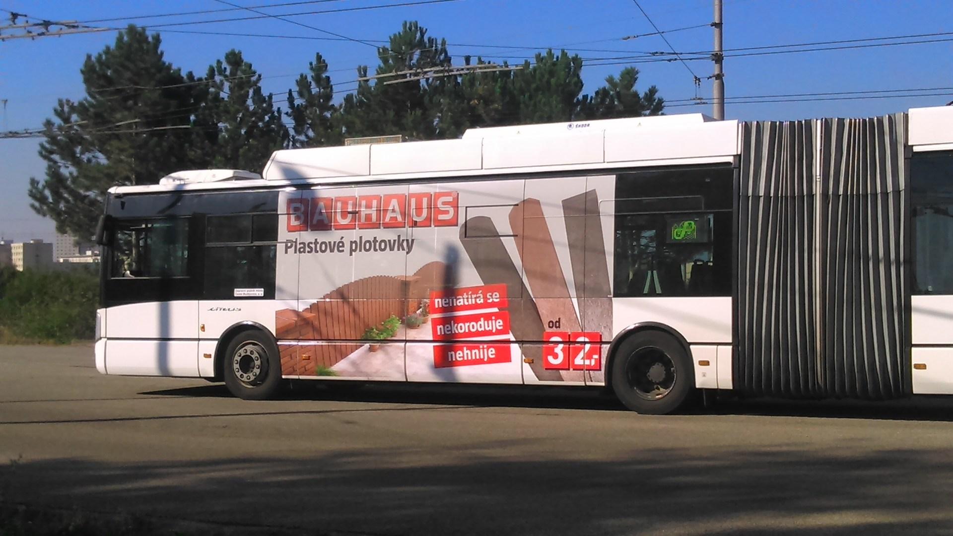 Billboard na autobuse