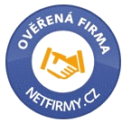 logo ověřená firma