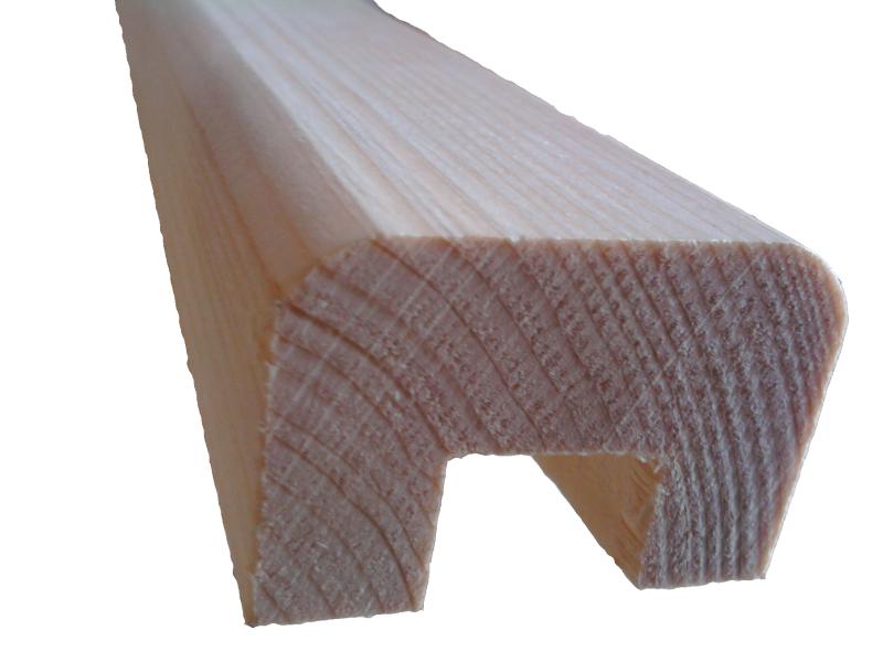 Dřevěná madla