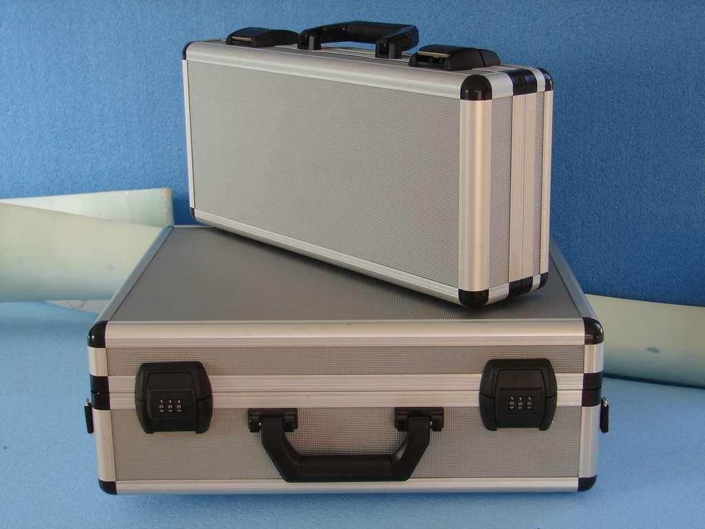 hliníkové kufre na míru VYTECO, spol. s r. o.