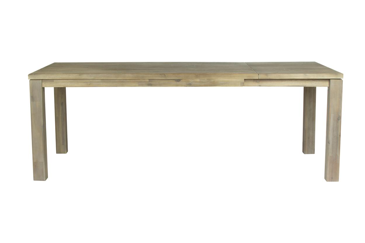 Nejlepší masivní jídelní stůl s rozkladem 160x100+60cm