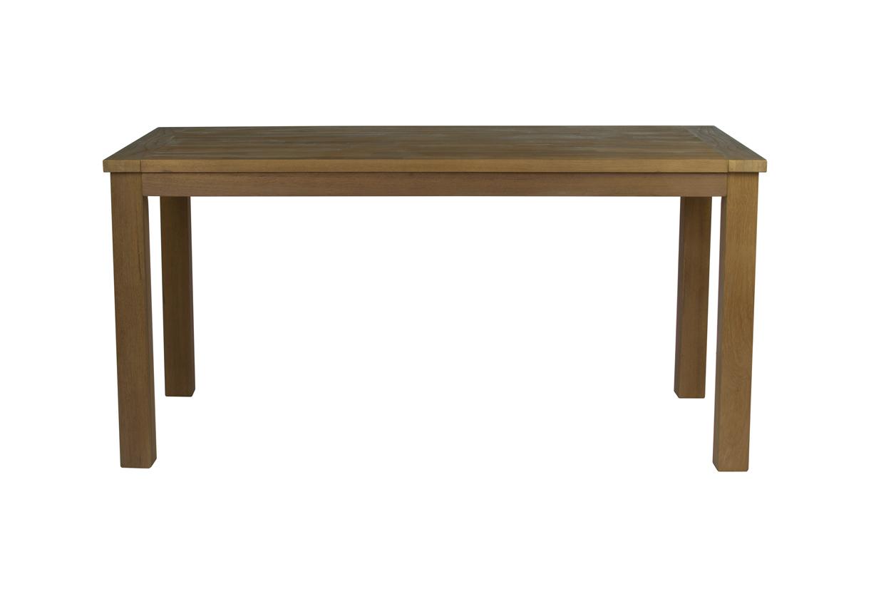 Nejlepší masivní jídelní stůl 160x90cm v hnědé barvě