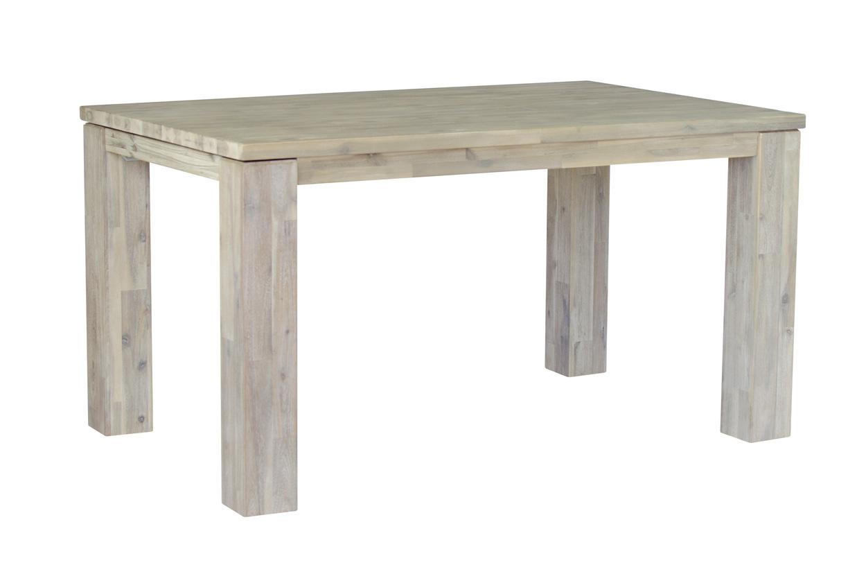 Jídelní rozkládací stůl z masivu 140x90cm