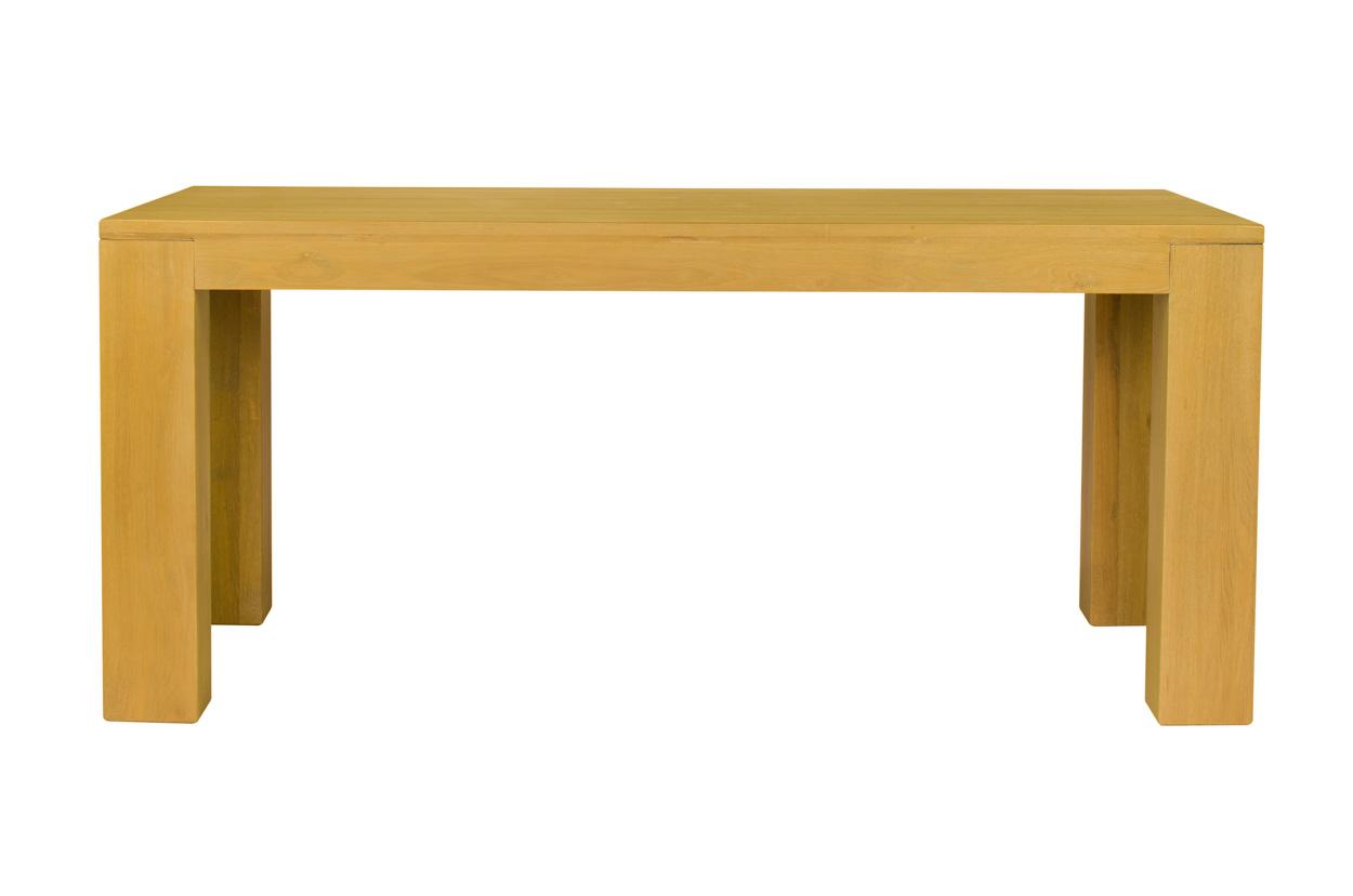 Masivní jídelní stůl z dubu 180x90cm