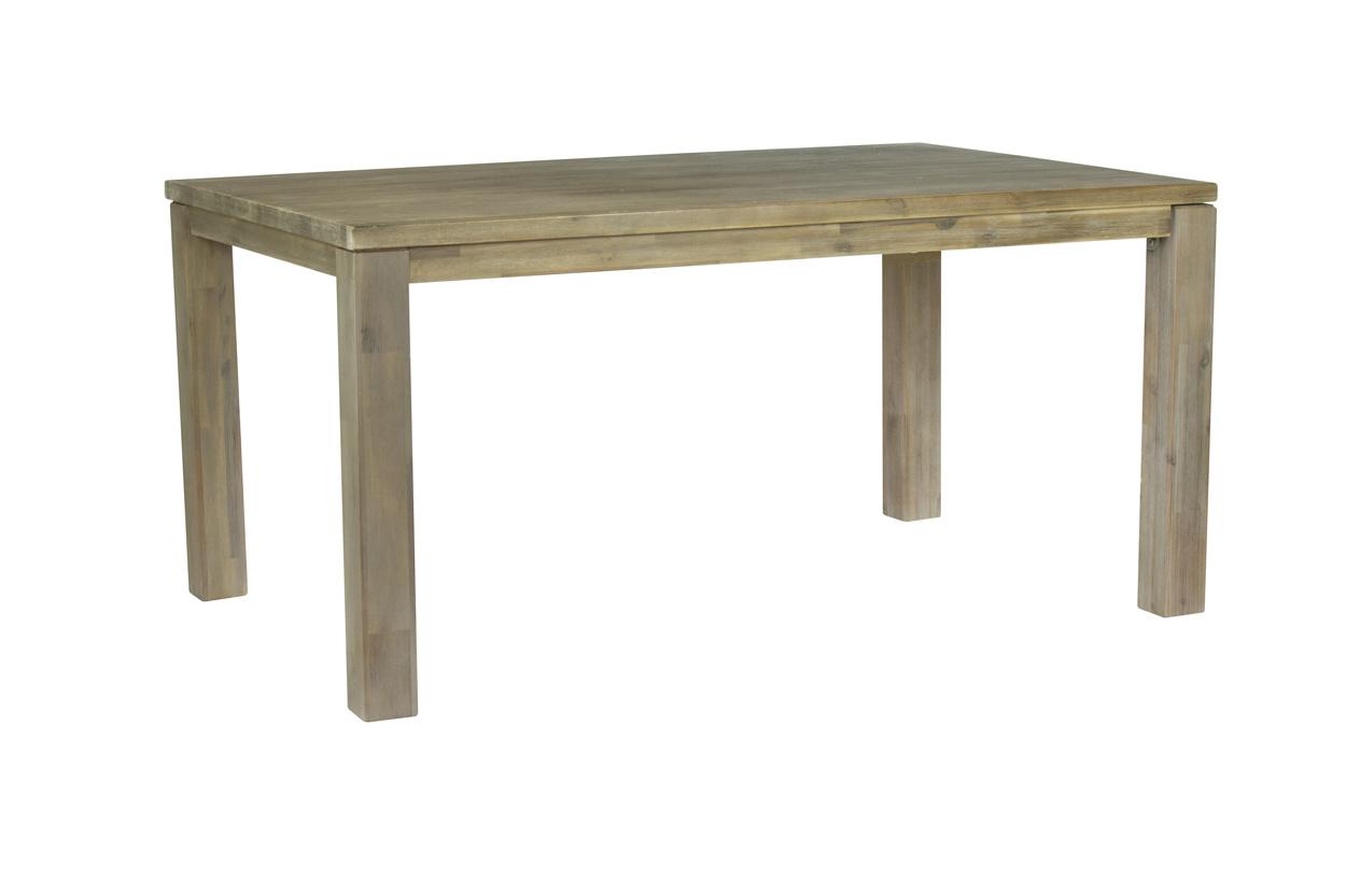 Masivní jídelní stůl s rozkladem 160x100cm + rozklad