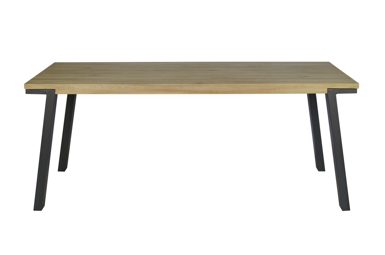 Moderní masivní jídelní stůl 190x90x76cm