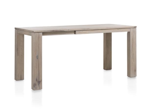 Masivní jídelní stůl 160x100cm s rozkladem
