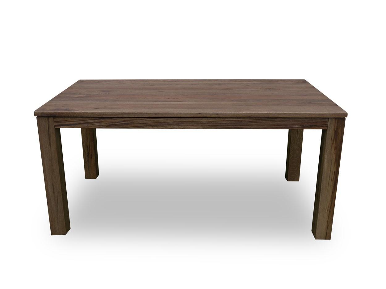 Nejlepší masivní jídelní stůl v hnědém odstínu o rozměru 200x100cm
