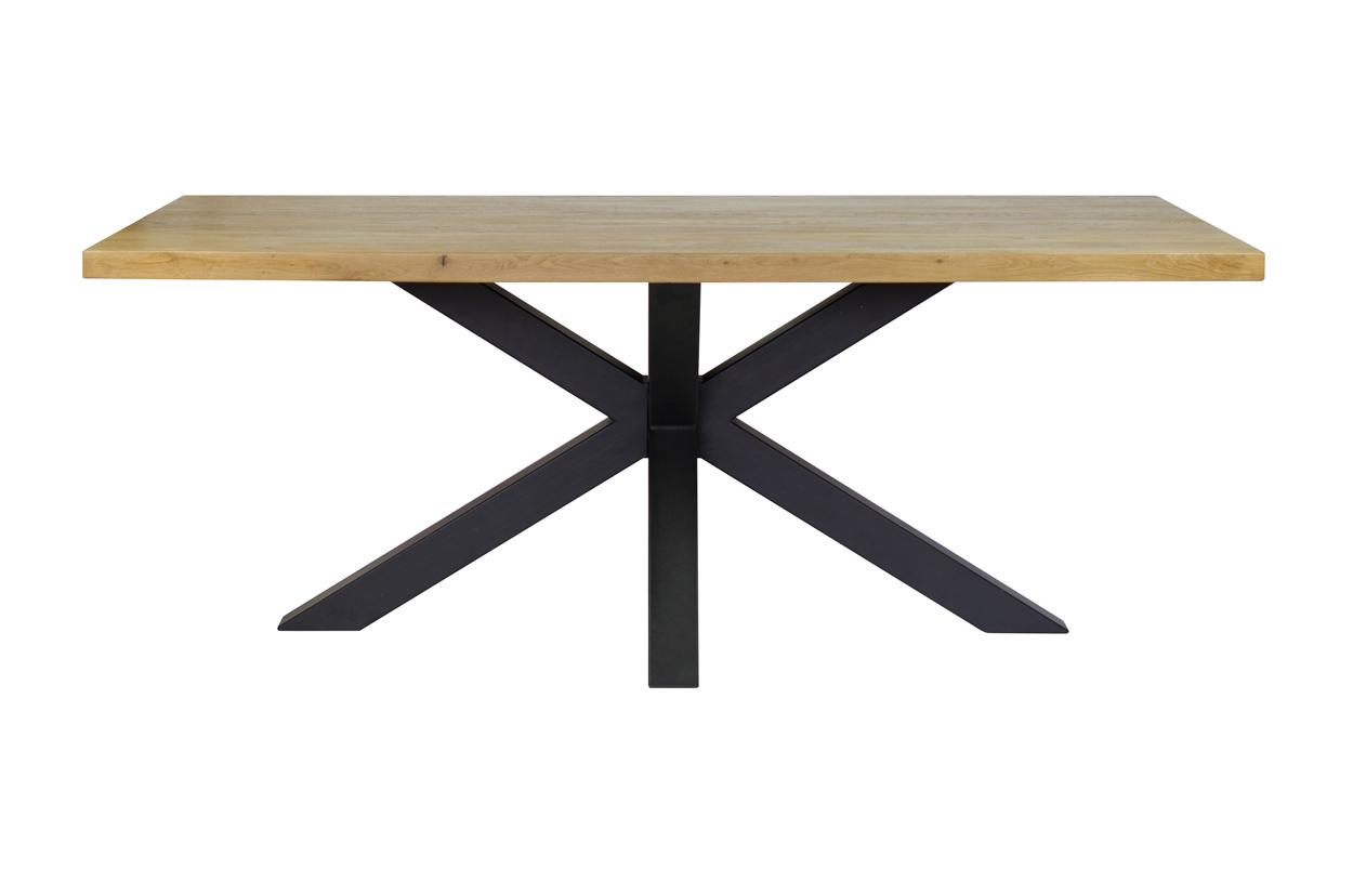 Masivní jídelní stůl 200x100x77cm