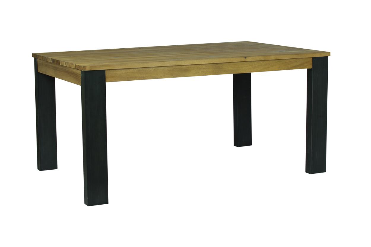 Nejlepší masivní jídelní stůl 160x100+50cm
