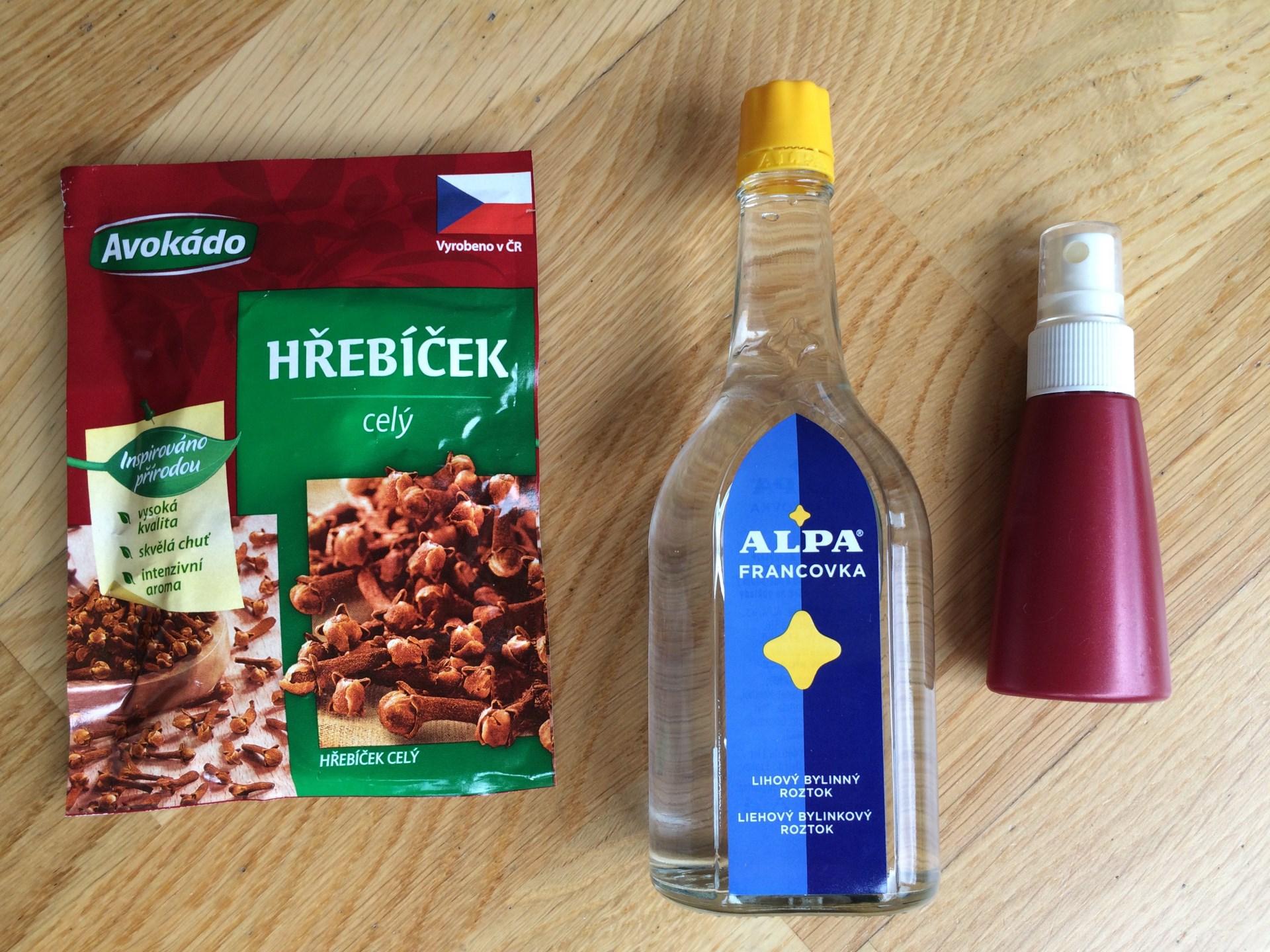 Recept na přírodní repelent