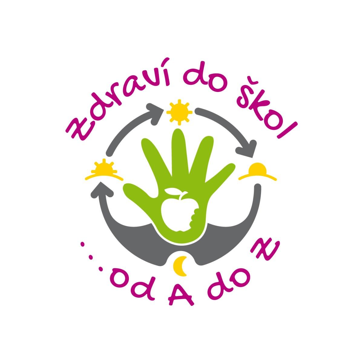 Logo Zdraví do škol