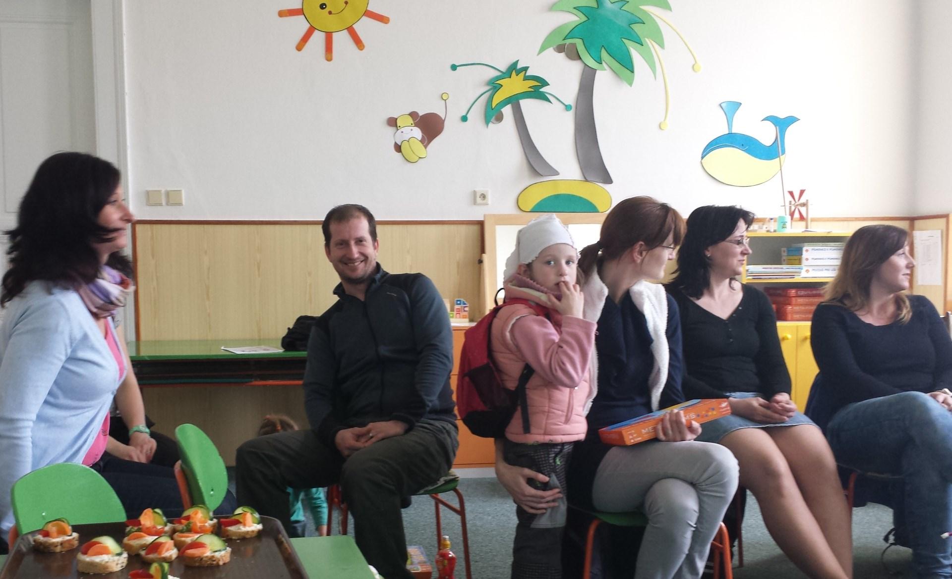 Projektoví dny ve školkách a školách - Spolek Zdraví do škol ... od A po Z, z.s.