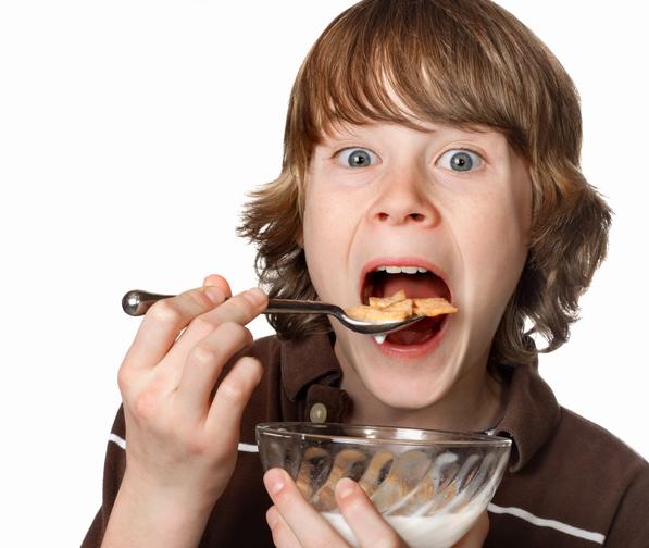 10 pravidel pro zdravou výživu dětí