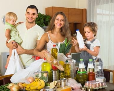 Zdraví do škol - rady a tipy - pestrá strava