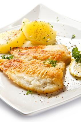 Ryby v jídelníčku dětí