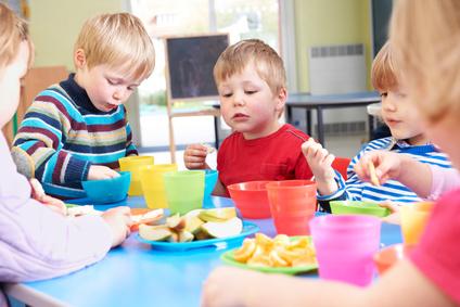 Pestrá dětská strava