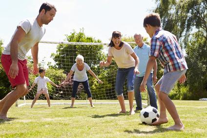Výchova ke zdraví, sport