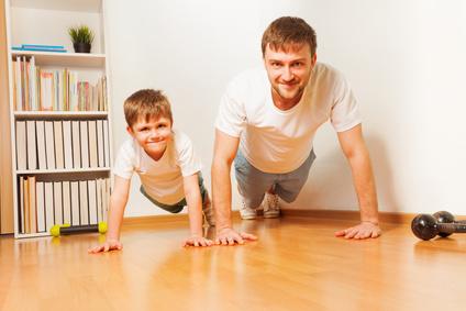 Výchova ke zdraví příkladem