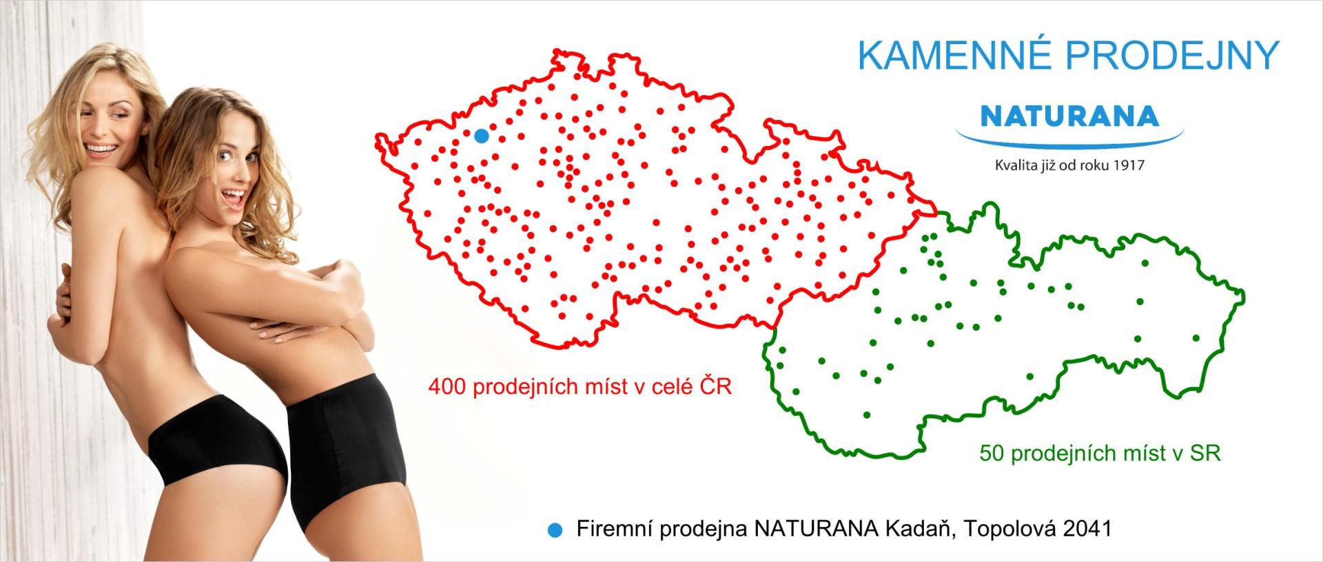 Prodejny Naturana